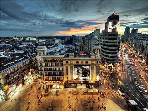 ENTORNO. - Piso en alquiler en calle Preciados, Sol en Madrid - 308401822