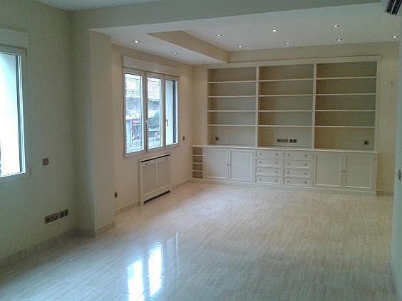 Piso en alquiler en calle Antonio Acuña, Retiro en Madrid - 320597432