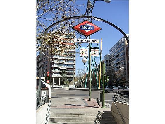 Dúplex en alquiler en calle Cea Bermudez, Vallehermoso en Madrid - 324310176