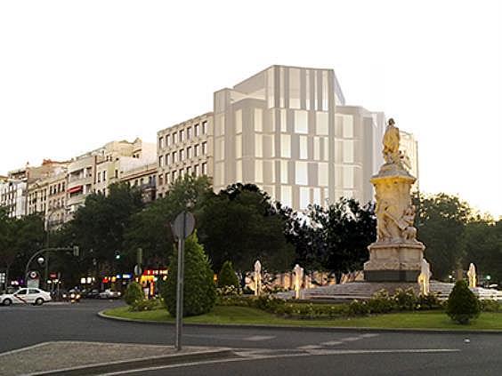Piso en alquiler en paseo San Francisco de Sales, Vallehermoso en Madrid - 328408108