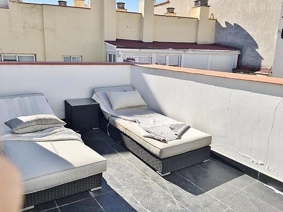 Ático en alquiler en calle Palafox, Trafalgar en Madrid - 330973532