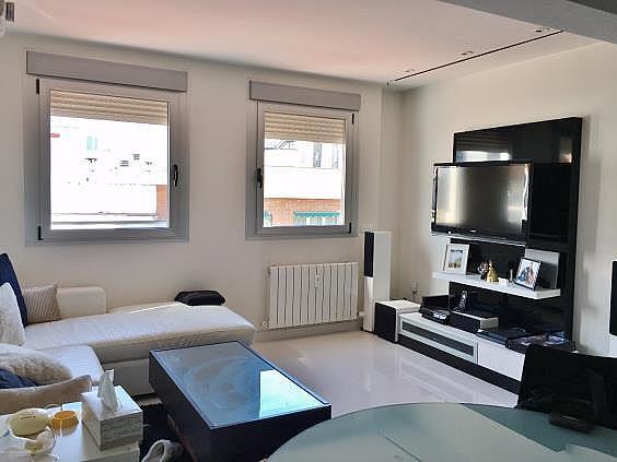 Ático en alquiler en calle Palafox, Trafalgar en Madrid - 330973535