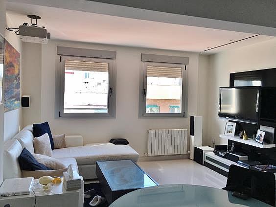 Ático en alquiler en calle Palafox, Trafalgar en Madrid - 330973538