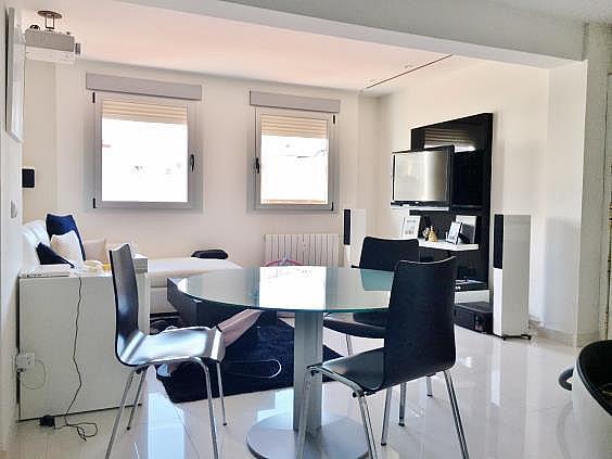 Ático en alquiler en calle Palafox, Trafalgar en Madrid - 330973565
