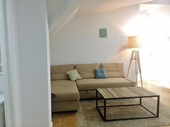 Ático en alquiler en calle Evaristo San Miguel, Moncloa en Madrid - 347155363