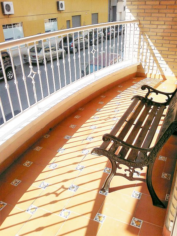 Bungalow en alquiler en calle Prolongación Ronda Santo Domin, Orihuela - 307041204