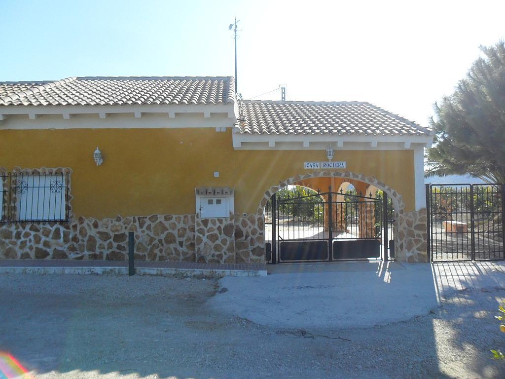 Chalet en alquiler en calle Camino de Abanilla, Benferri - 137796414