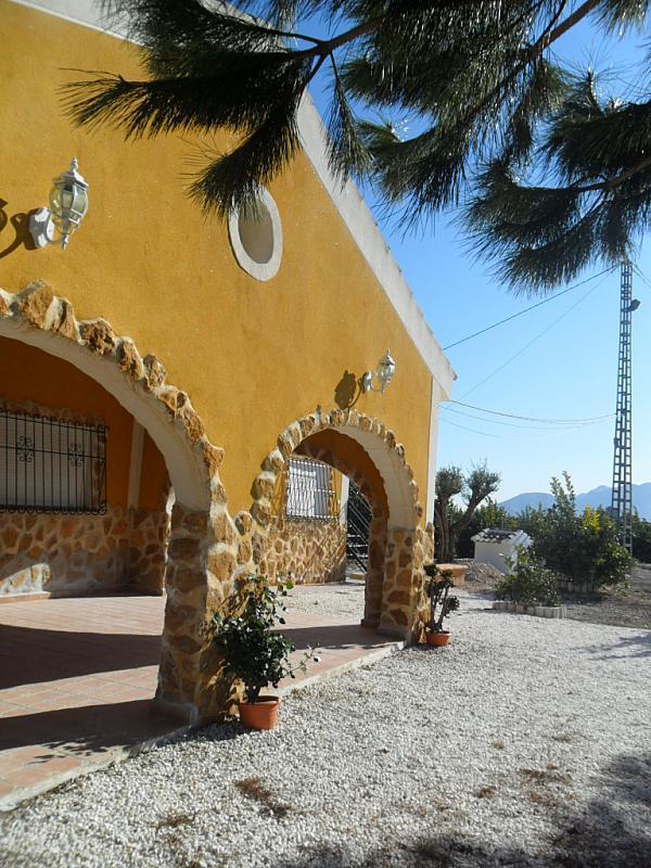 Chalet en alquiler en calle Camino de Abanilla, Benferri - 137796427