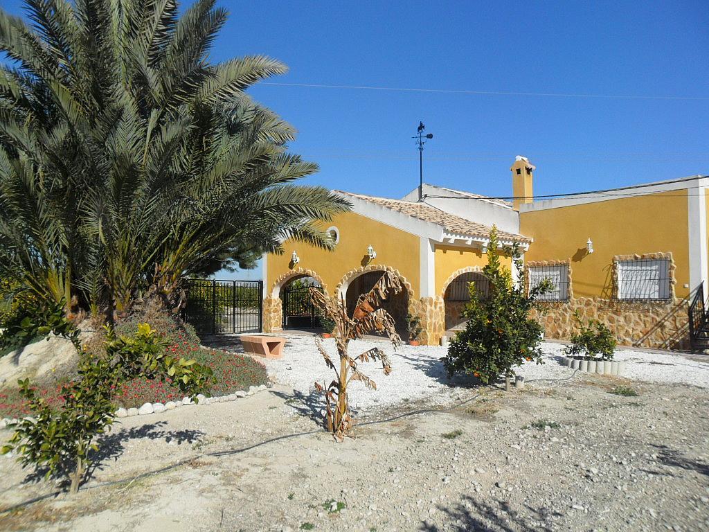 Chalet en alquiler en calle Camino de Abanilla, Benferri - 137796451