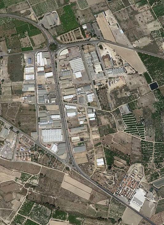 Nave industrial en alquiler en calle De la Industria, Bigastro - 212687742
