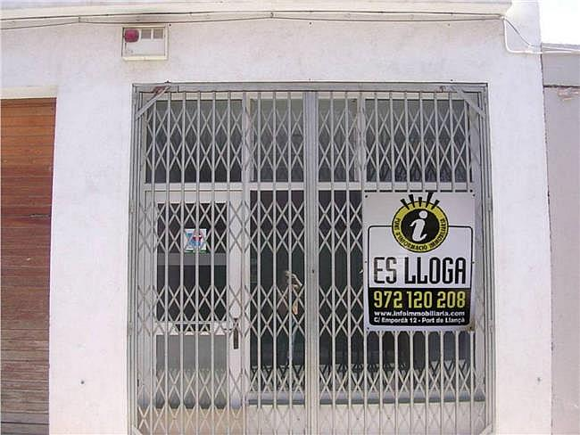Local comercial en alquiler en Llançà - 310325934