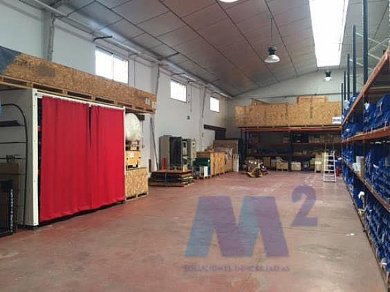 Nave industrial en alquiler en Alcobendas - 253635378