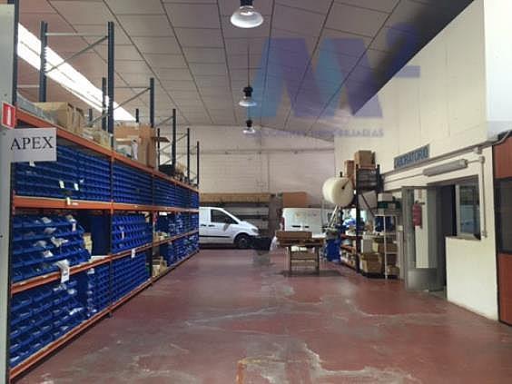 Nave industrial en alquiler en Alcobendas - 253635381