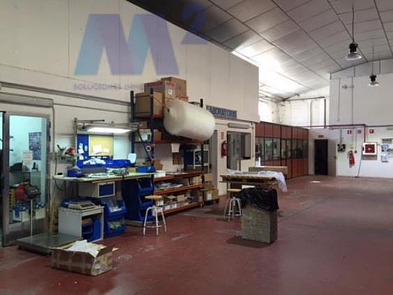 Nave industrial en alquiler en Alcobendas - 253635384