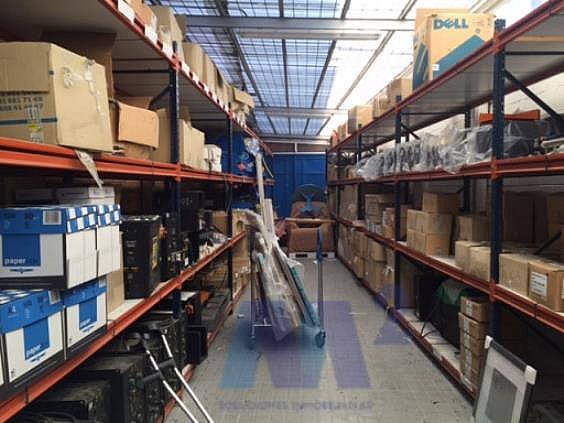 Nave industrial en alquiler en Alcobendas - 253635387