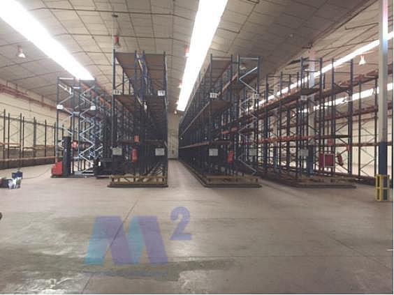 Nave industrial en alquiler en Barrio de la Estacion en Coslada - 319296418