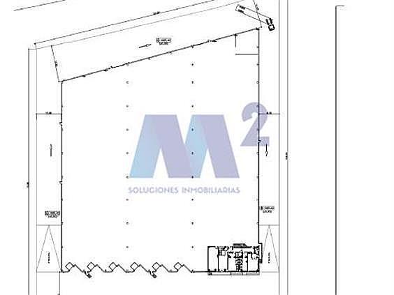 Nave industrial en alquiler en Cabanillas del Campo - 264414260