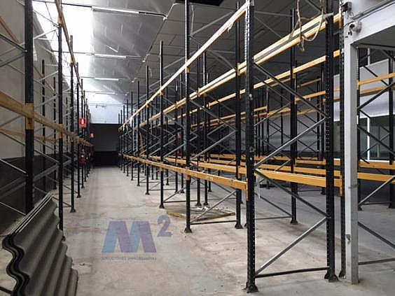 Nave industrial en alquiler en Montserrat en San Fernando de Henares - 275872083