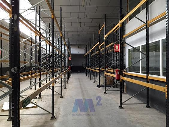 Nave industrial en alquiler en Montserrat en San Fernando de Henares - 275872086
