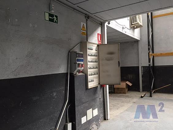 Nave industrial en alquiler en Montserrat en San Fernando de Henares - 275872098
