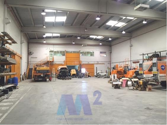 Nave industrial en alquiler en Garena en Alcalá de Henares - 290719866