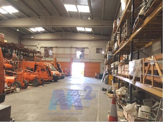 Nave industrial en alquiler en Garena en Alcalá de Henares - 290719869