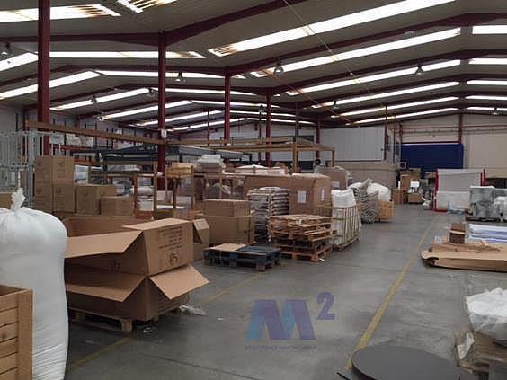 Nave industrial en alquiler en Loeches - 294741493