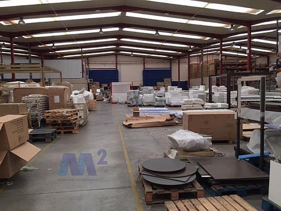 Nave industrial en alquiler en Loeches - 294741499