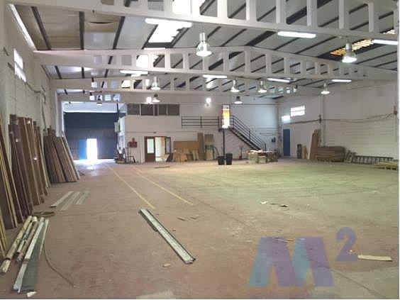 Nave industrial en alquiler en Barrio de la Estacion en Coslada - 297166460