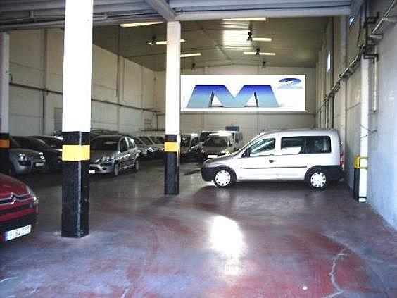 Nave industrial en alquiler en Móstoles - 296574639