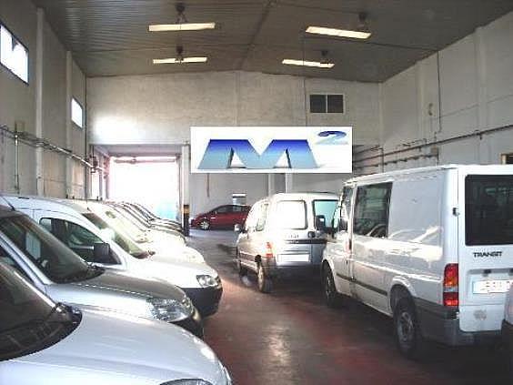 Nave industrial en alquiler en Móstoles - 296574642