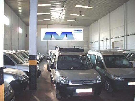 Nave industrial en alquiler en Móstoles - 296574657