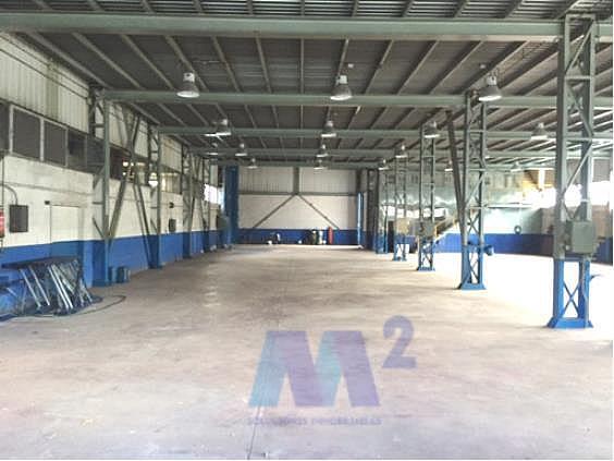 Nave industrial en alquiler en Barrio de la Estacion en Coslada - 327154576