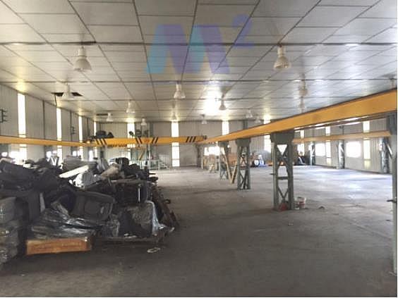 Nave industrial en alquiler en Barrio de la Estacion en Coslada - 327154579