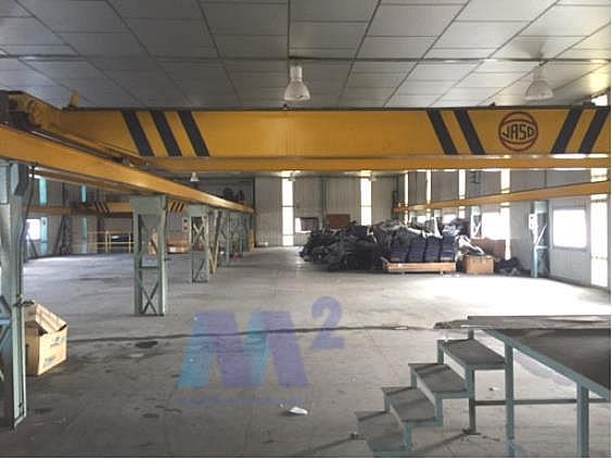 Nave industrial en alquiler en Barrio de la Estacion en Coslada - 327154582