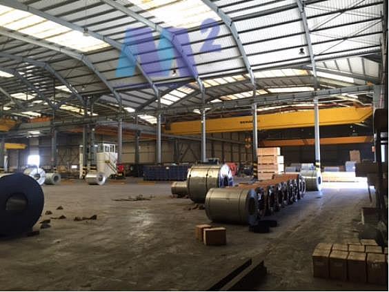 Nave industrial en alquiler en Perales del Río en Getafe - 328416670