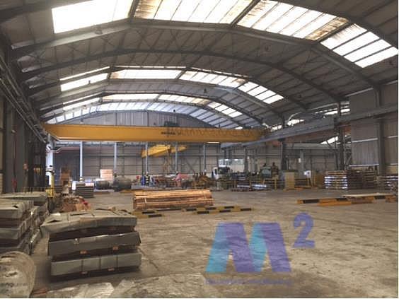 Nave industrial en alquiler en Perales del Río en Getafe - 328416676