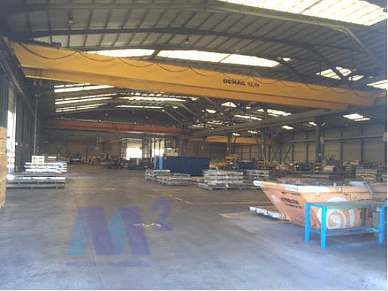 Nave industrial en alquiler en Perales del Río en Getafe - 328416679