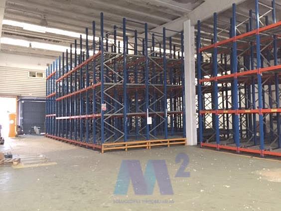 Nave industrial en alquiler en Villa de vallecas en Madrid - 328416724