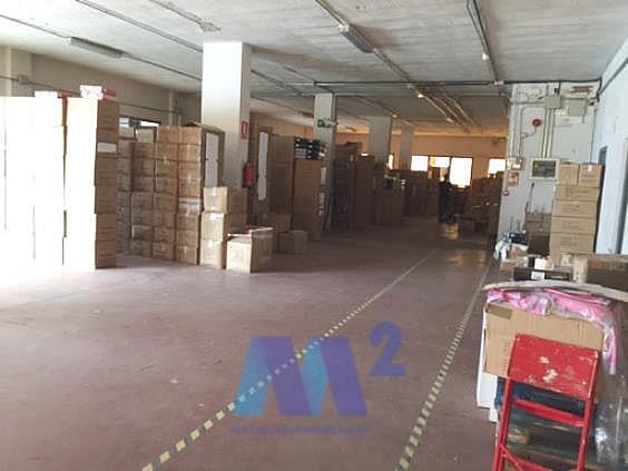Nave industrial en alquiler en Buenavista en Madrid - 328416808