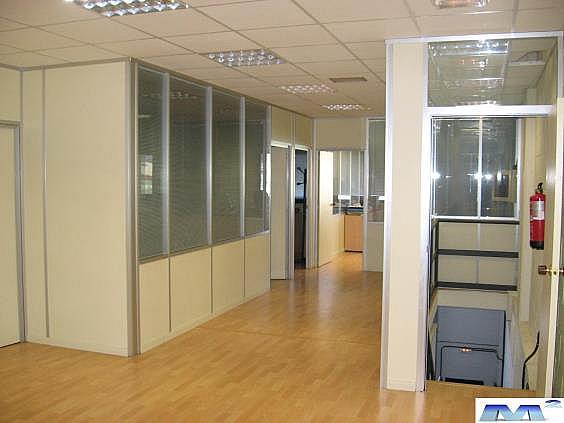 Administracion - Nave industrial en alquiler en San Sebastián de los Reyes - 330987455