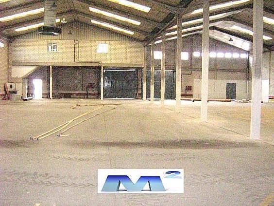 Nave industrial en alquiler en Algete - 125372039