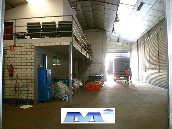 Nave industrial en alquiler en Barrio de la Estacion en Coslada - 164417120