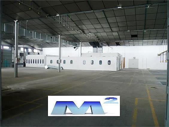 Nave industrial en alquiler en Coslada - 125273799