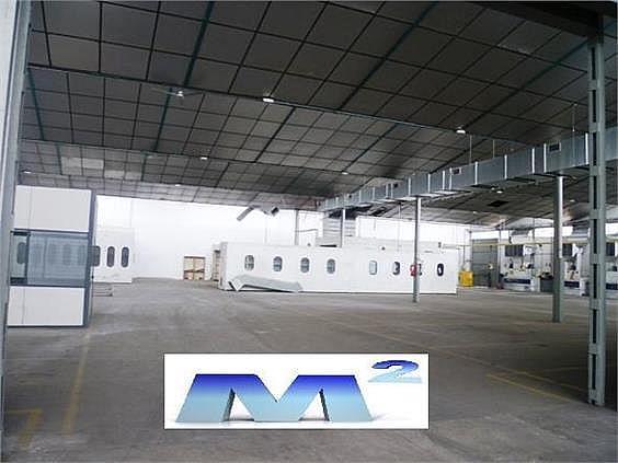 Nave industrial en alquiler en Coslada - 125273800