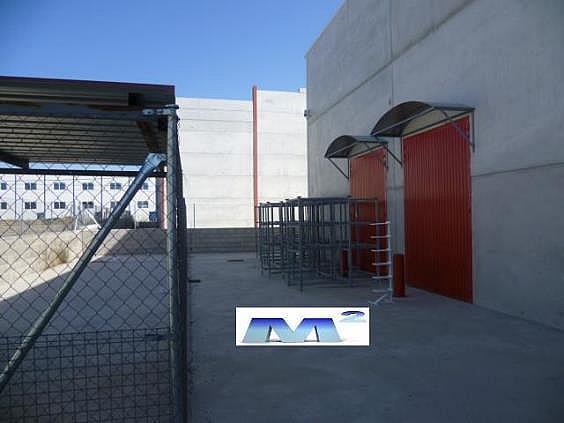 Terreno industrial en alquiler en Casar (El) - 128282077