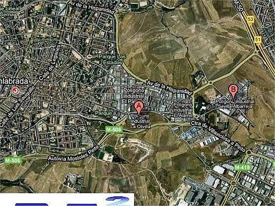 Nave industrial en alquiler en Fuenlabrada - 126907077