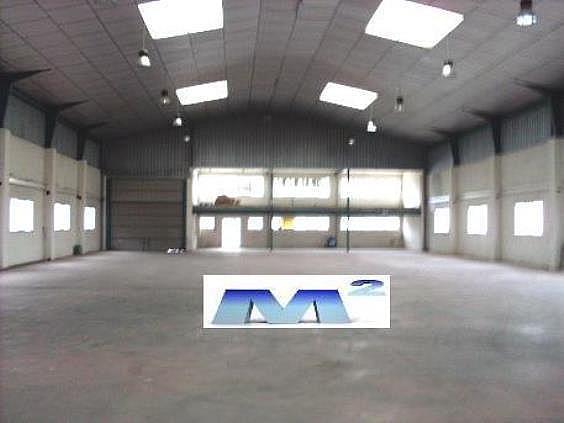 Nave industrial en alquiler en Fuente el Saz de Jarama - 128282756