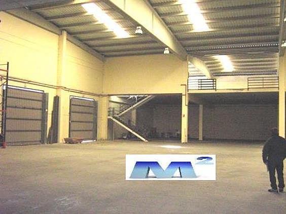 Nave industrial en alquiler en Fuente el Saz de Jarama - 127778868