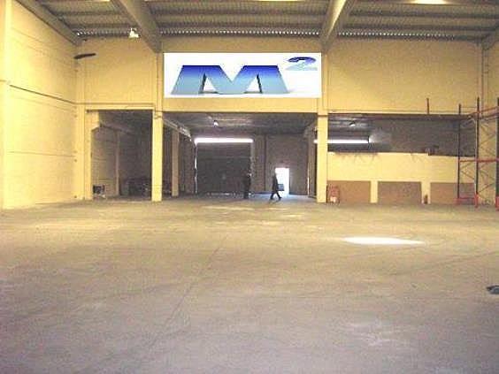 Nave industrial en alquiler en Fuente el Saz de Jarama - 127778869